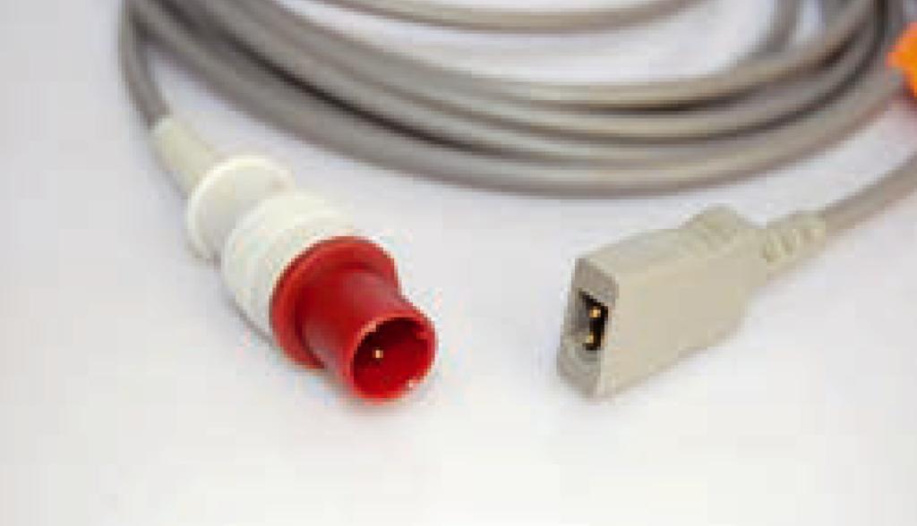 Câble multiconducteur de température pour usage unique